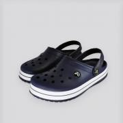 Chinelo Crocs kemo Azul Marinho