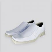 Sapato Social Masculino Bertelli  Calçar Branco