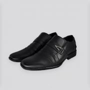 Sapato Social Masculino Pathernon Preto Calçar