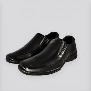 Sapato Social Masculino Zapattero - Preto