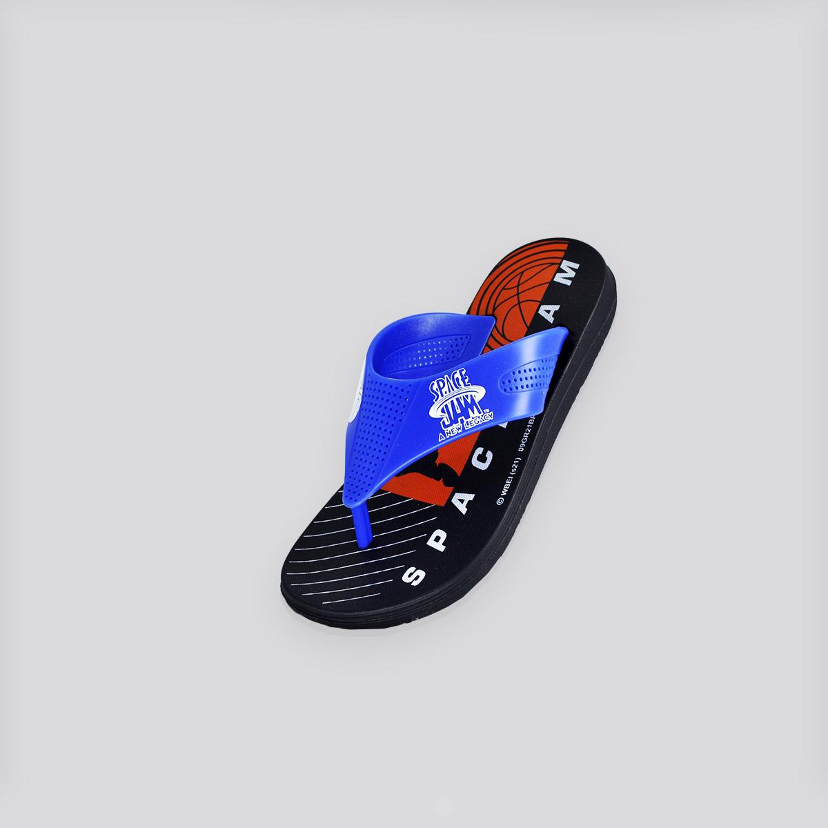 Chinelo Infantil Grendene Space Jam II Pop Azul