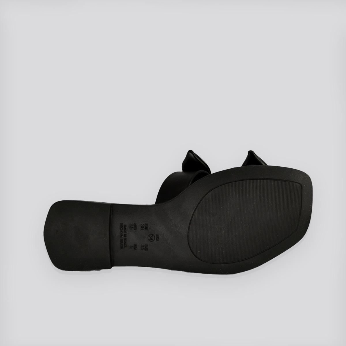 Chinelo  - Rasteira ConfortFlex Preto