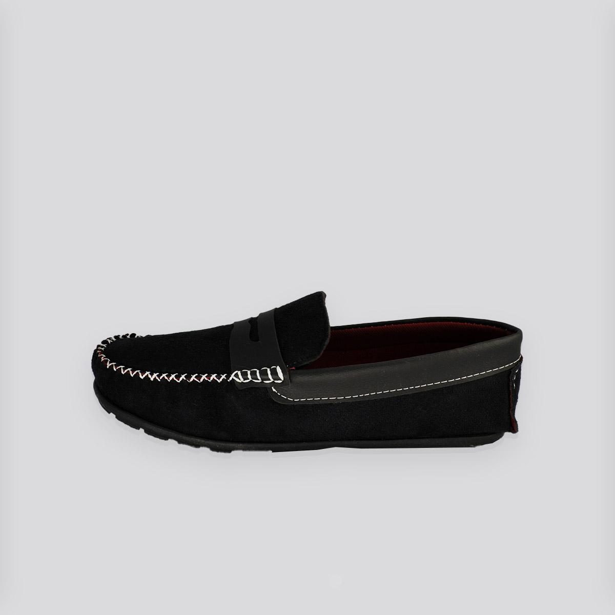 Sapato Masculino Mocassim Preto