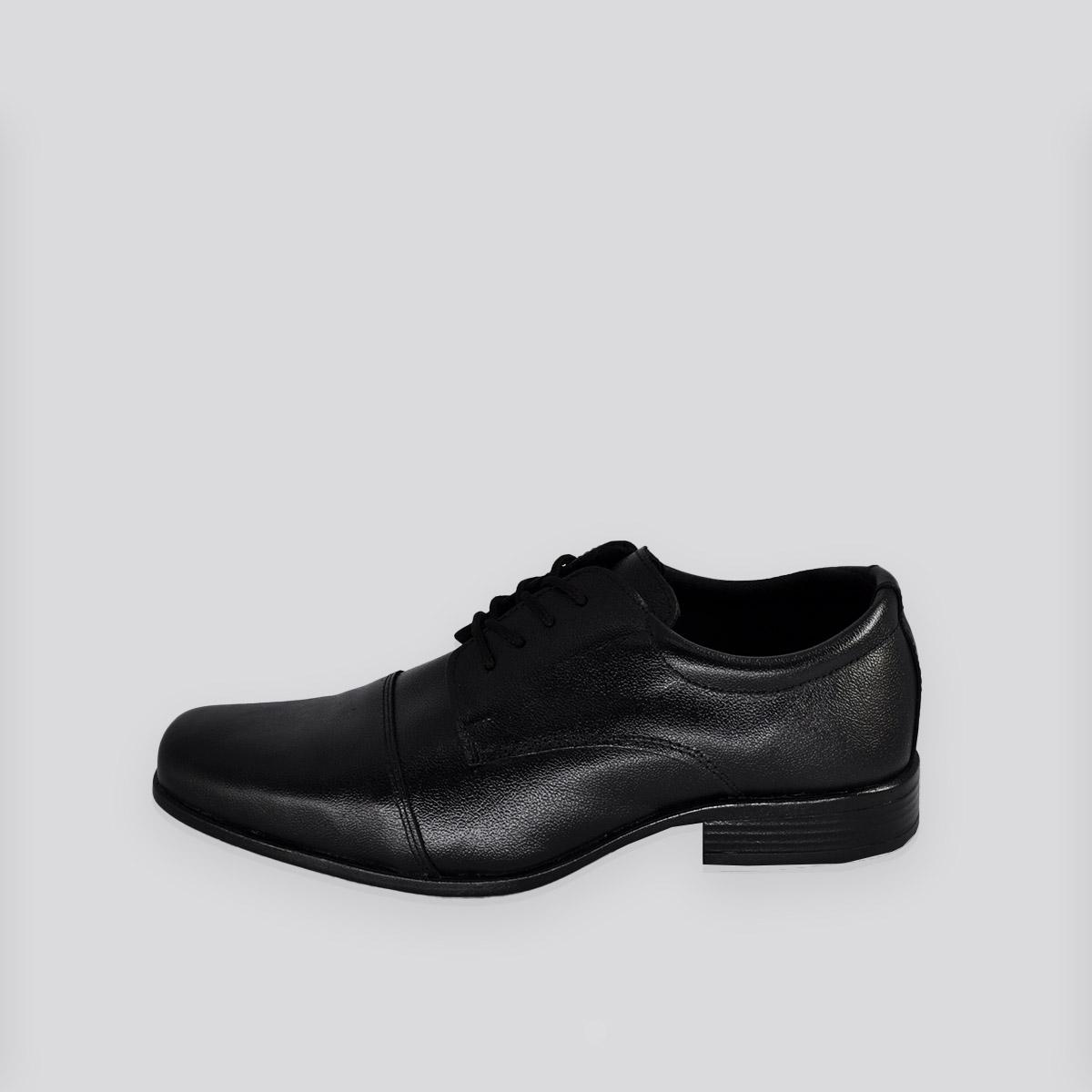 Sapato Social Masculino Andar Shoes  Calçar Preto
