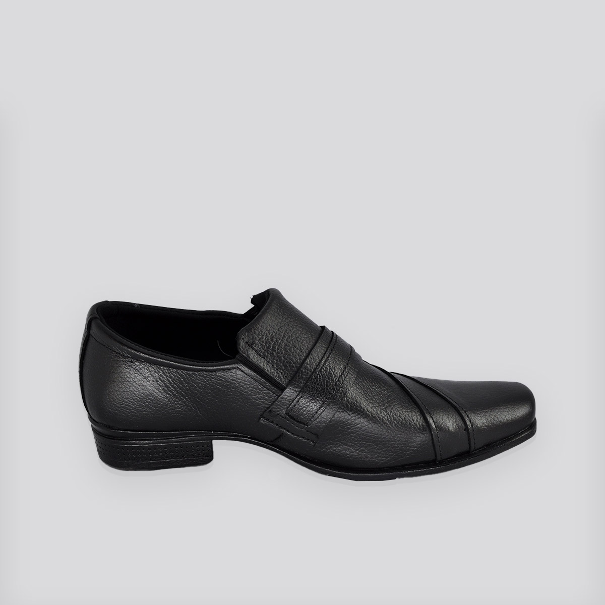 Sapato Social Masculino Cabedali Preto