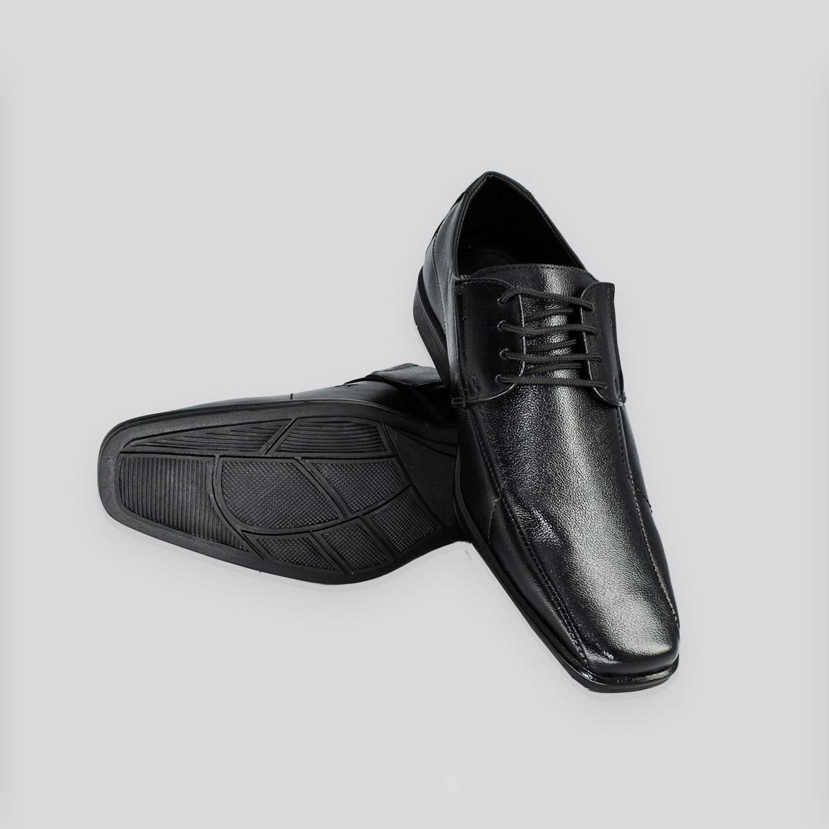 Sapato Social Masculino Pathernon Preto