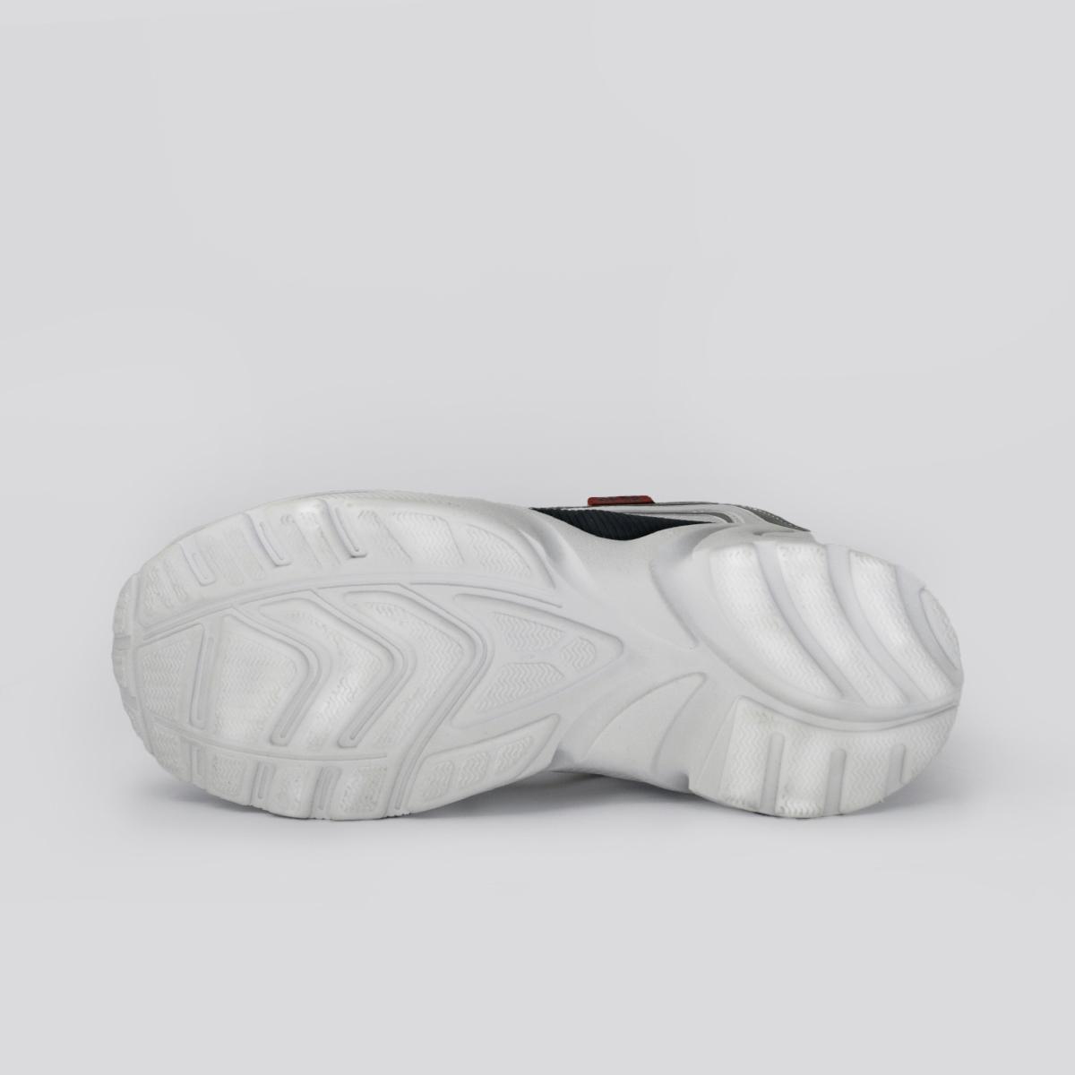 Tênis Casual Masculino Nesk Dry II Branco Marinho