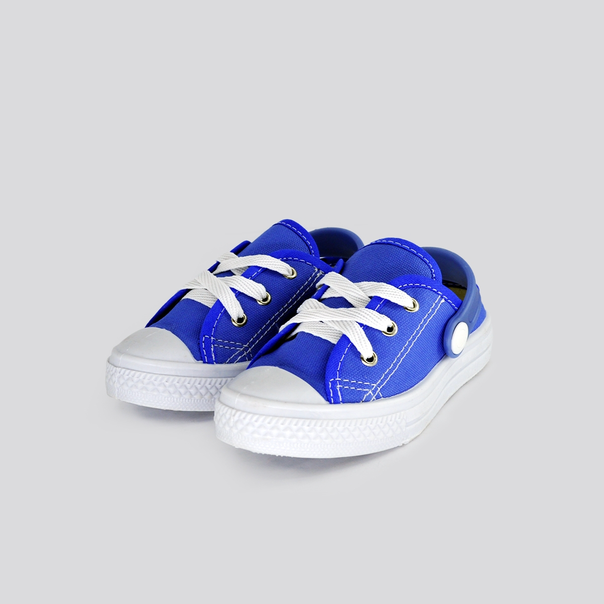 Tênis Infantil Foco Mule Azul