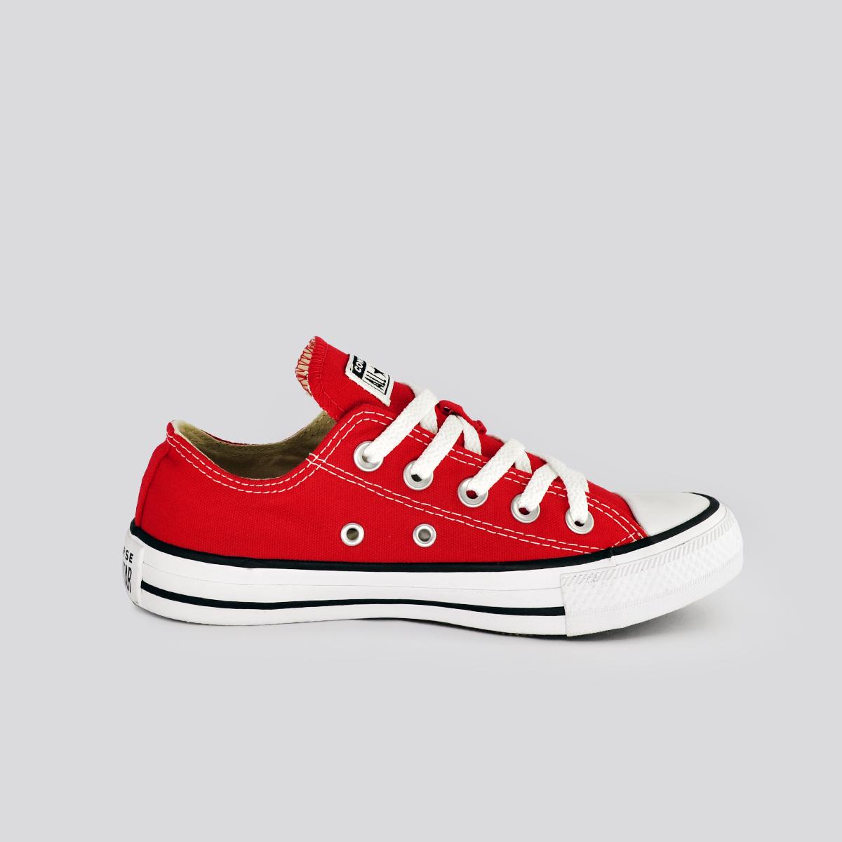 Tênis Unissex Converse All Star Vermelho