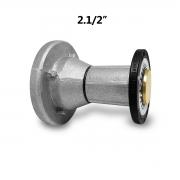 Esguicho regulável de 2.1/2 em alumínio