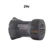 Sirene Rotativa Eletromecanica 24vcc Industrial 300m