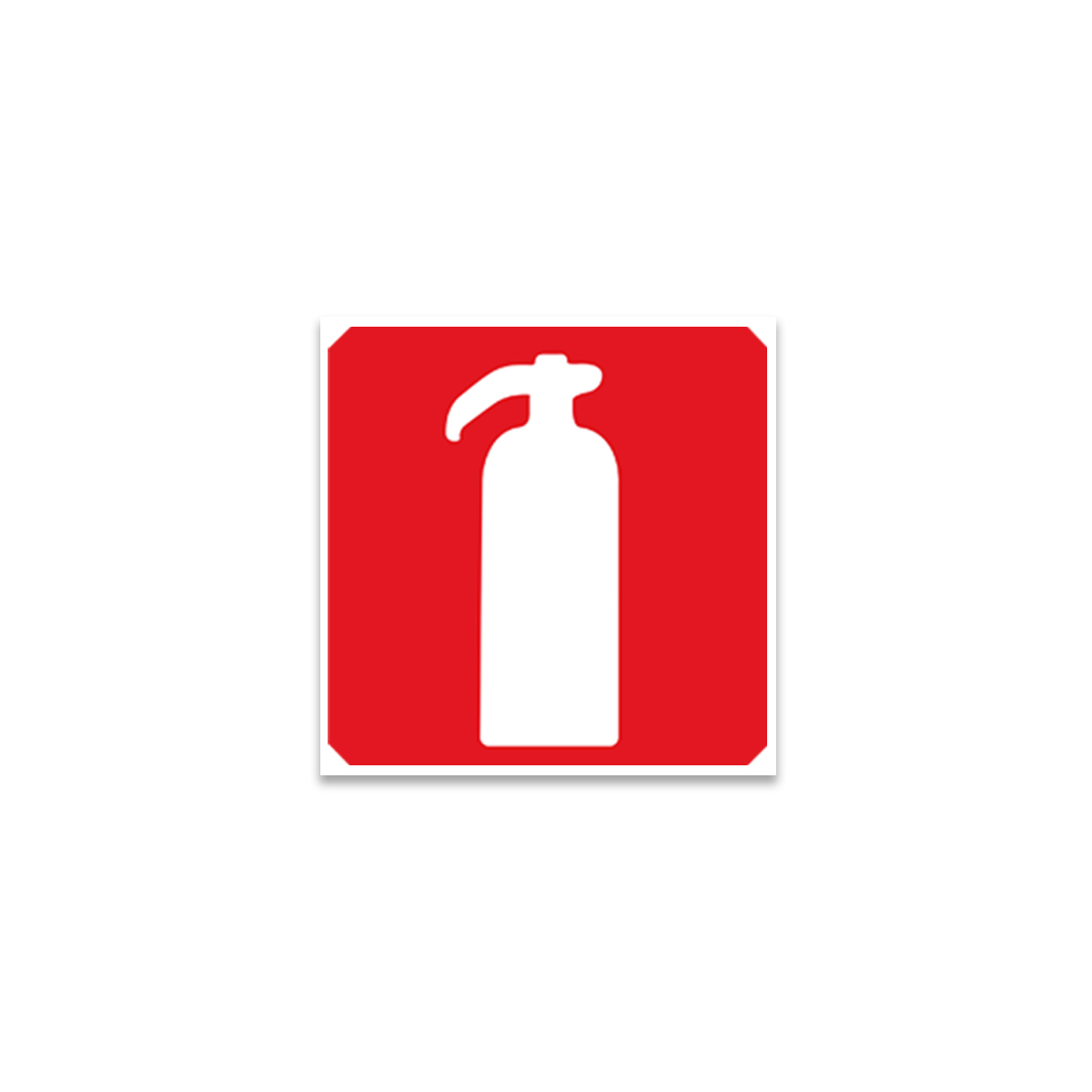 Extintor Pó ABC 08Kg - Validade 1 Ano