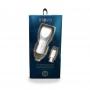 Carregador veicular 3.4a USB Iphone Inova CAR-G5112