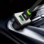 Carregador veicular USB 4,2A  C3tech UCV-L420BK