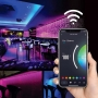 Fita de led AGL Wifi 2m