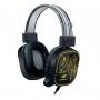 Headset gamer c/ microfone USB Crane C3tech PH-G320BKV2