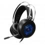 Headset gamer c/ microfone USB Harrier C3tech PH-G330BKV2