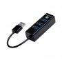 Mini hub USB 4 portas Bright 0059