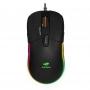 Mouse gamer Quetzal C3tech MG-510BK