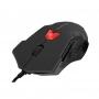 Mouse gaming preto Bright 0462