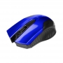 Mouse preto/azul Bright 0379