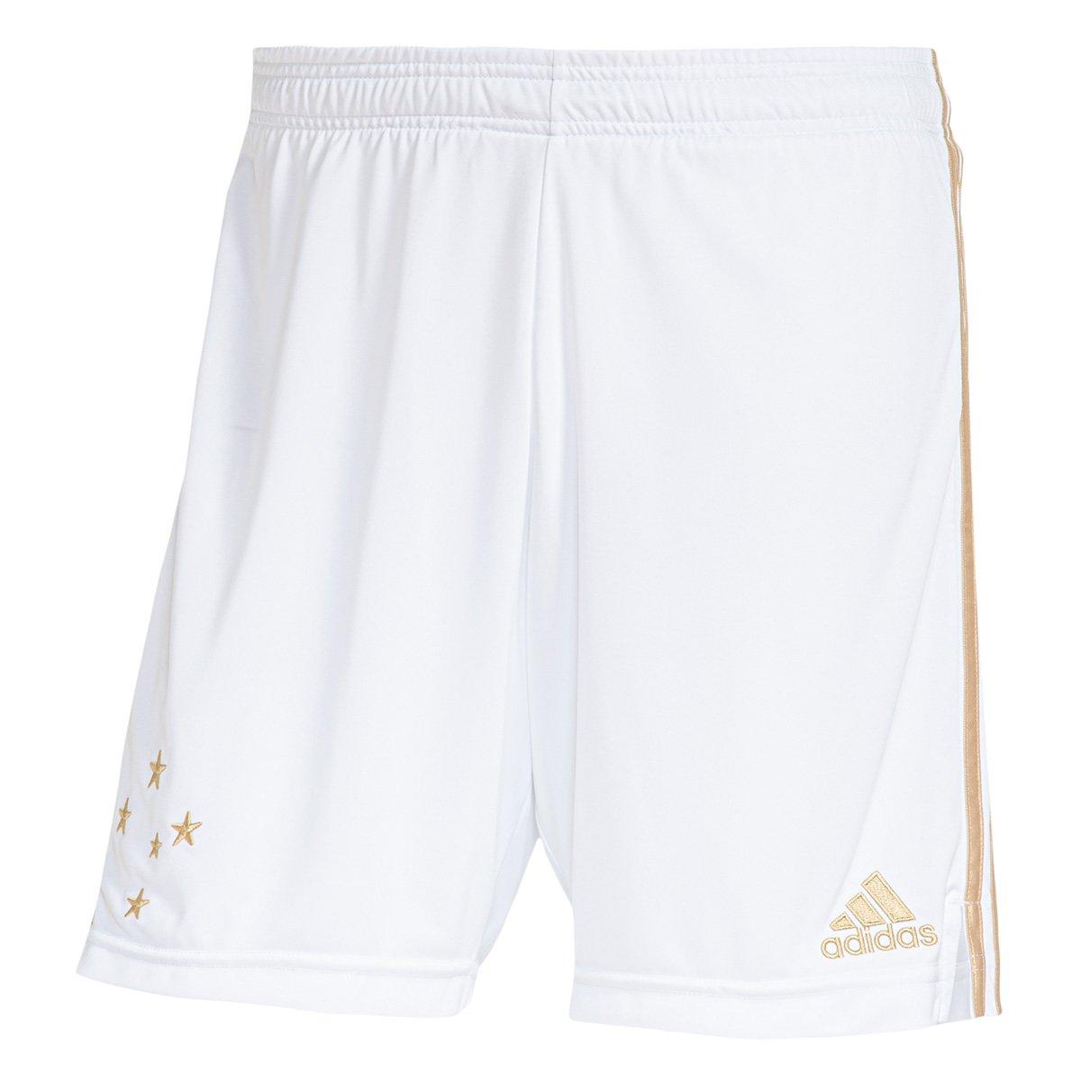Calção Cruzeiro Jogo I 2021 Adidas