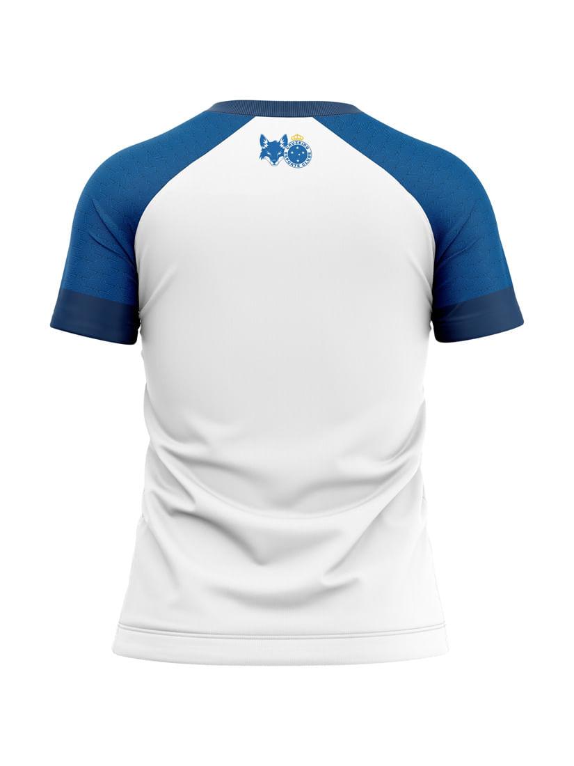 Camisa Cruzeiro Cell Oficial Licenciada