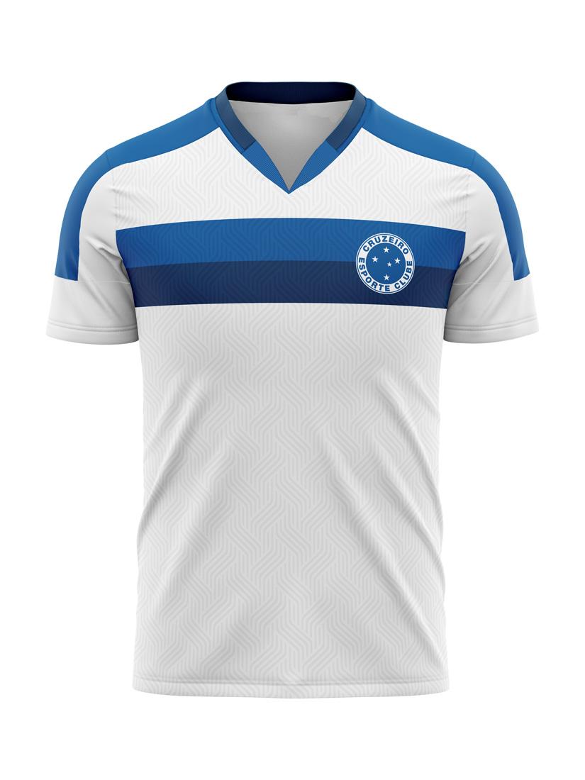 Camisa Cruzeiro Frisk Oficial Licenciada
