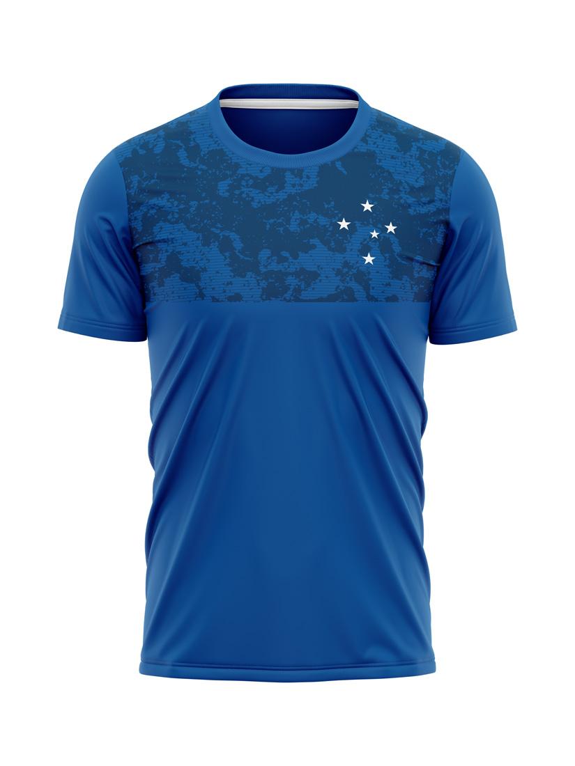 Camisa Cruzeiro Heed Oficial Licenciada