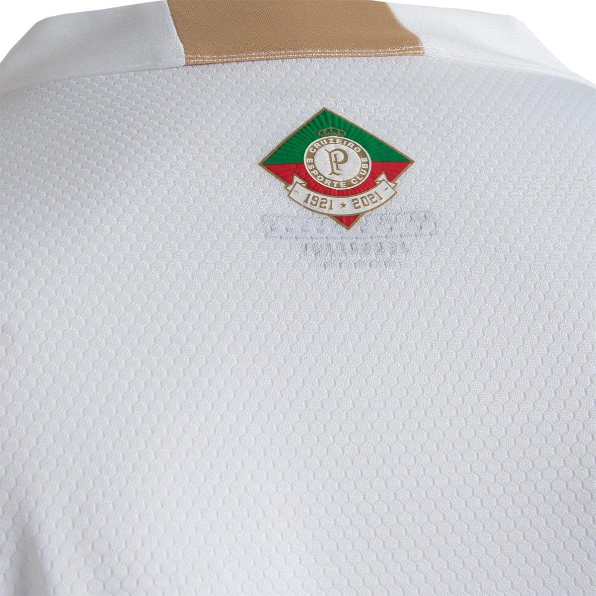 Camisa Cruzeiro II 21/22 s/n° Torcedor Adidas