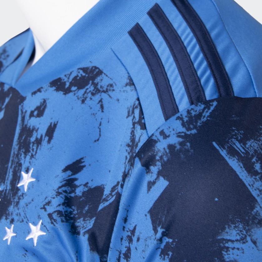 Camisa Cruzeiro Jogo III 2020 Adidas