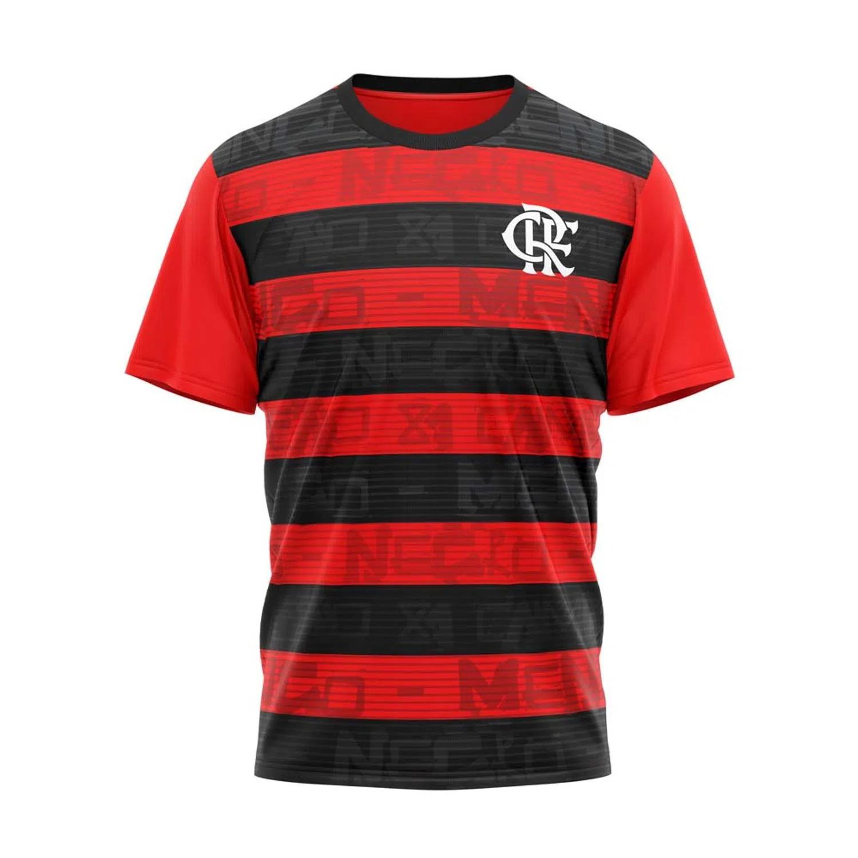 Camisa Flamengo Shout Oficial Licenciada