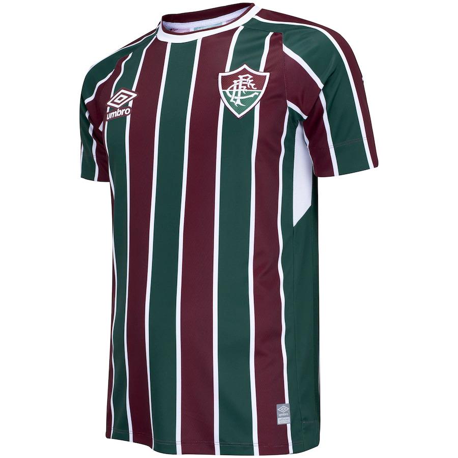 Camisa Fluminense I 21 Umbro - Masculina