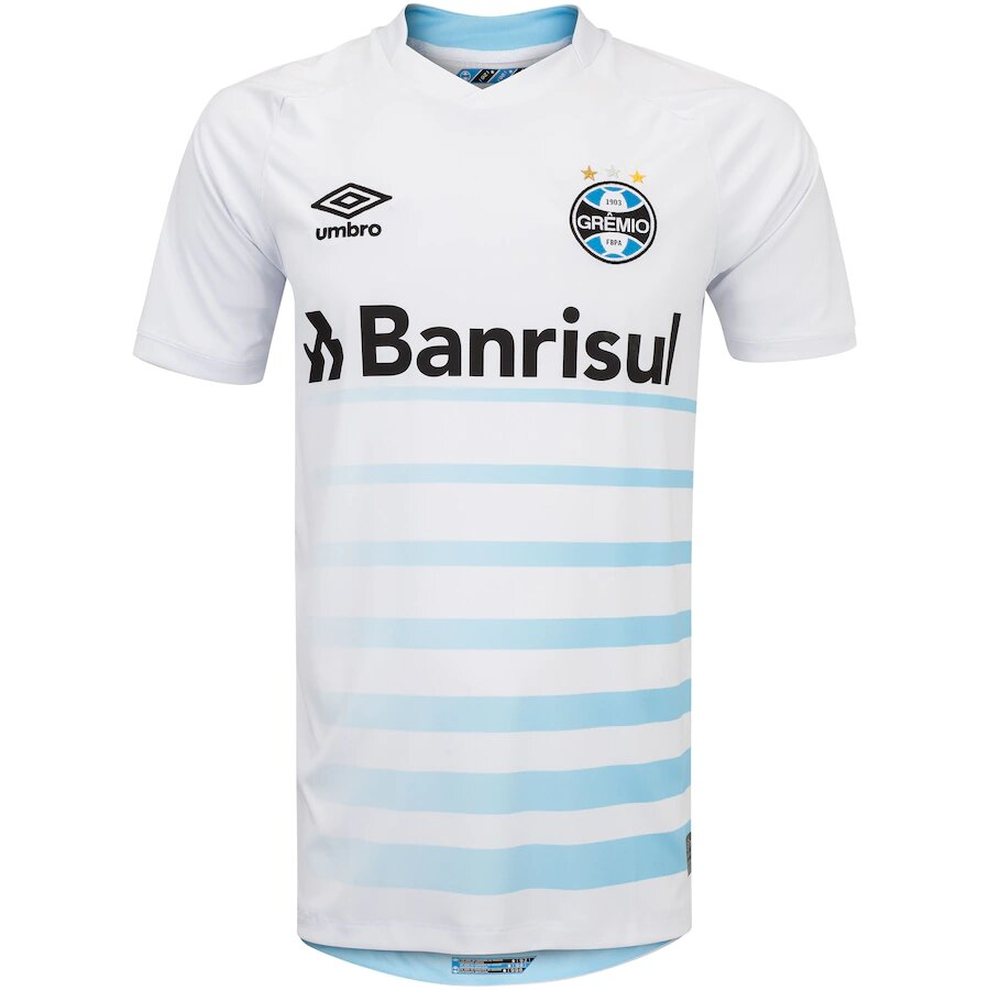 Camisa Grêmio Umbro Jogo II 2021 Oficial