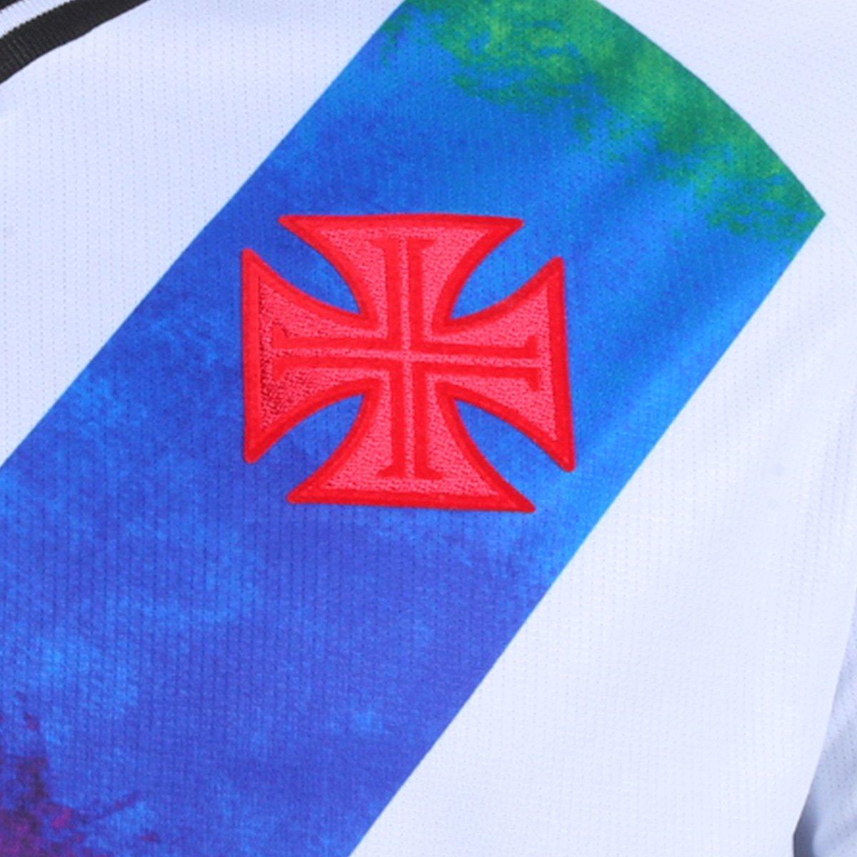 Camisa Kappa Vasco da Gama Jogo Edição Limitada Orgulho Lgbt