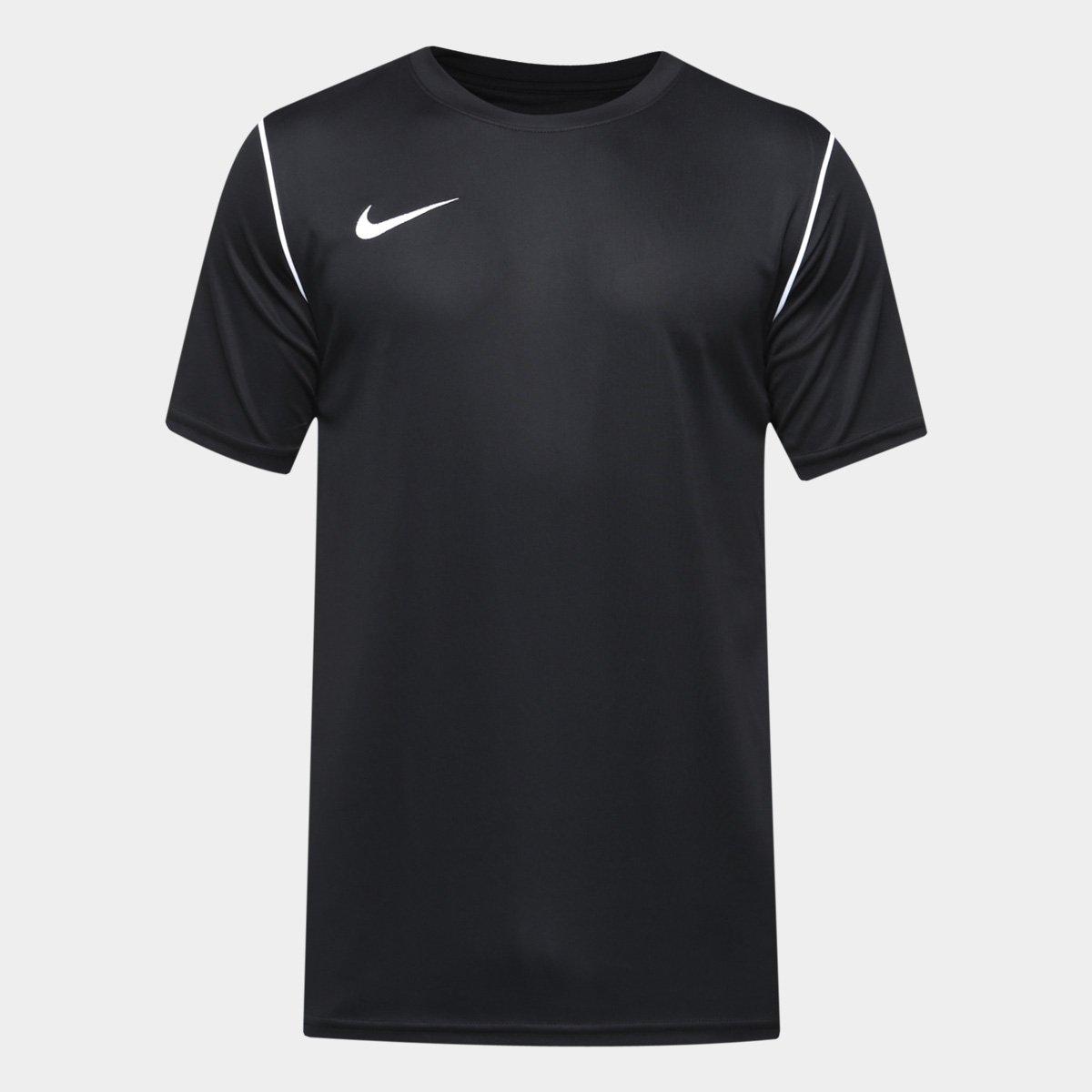 Camisa Nike Dry-Fit Black