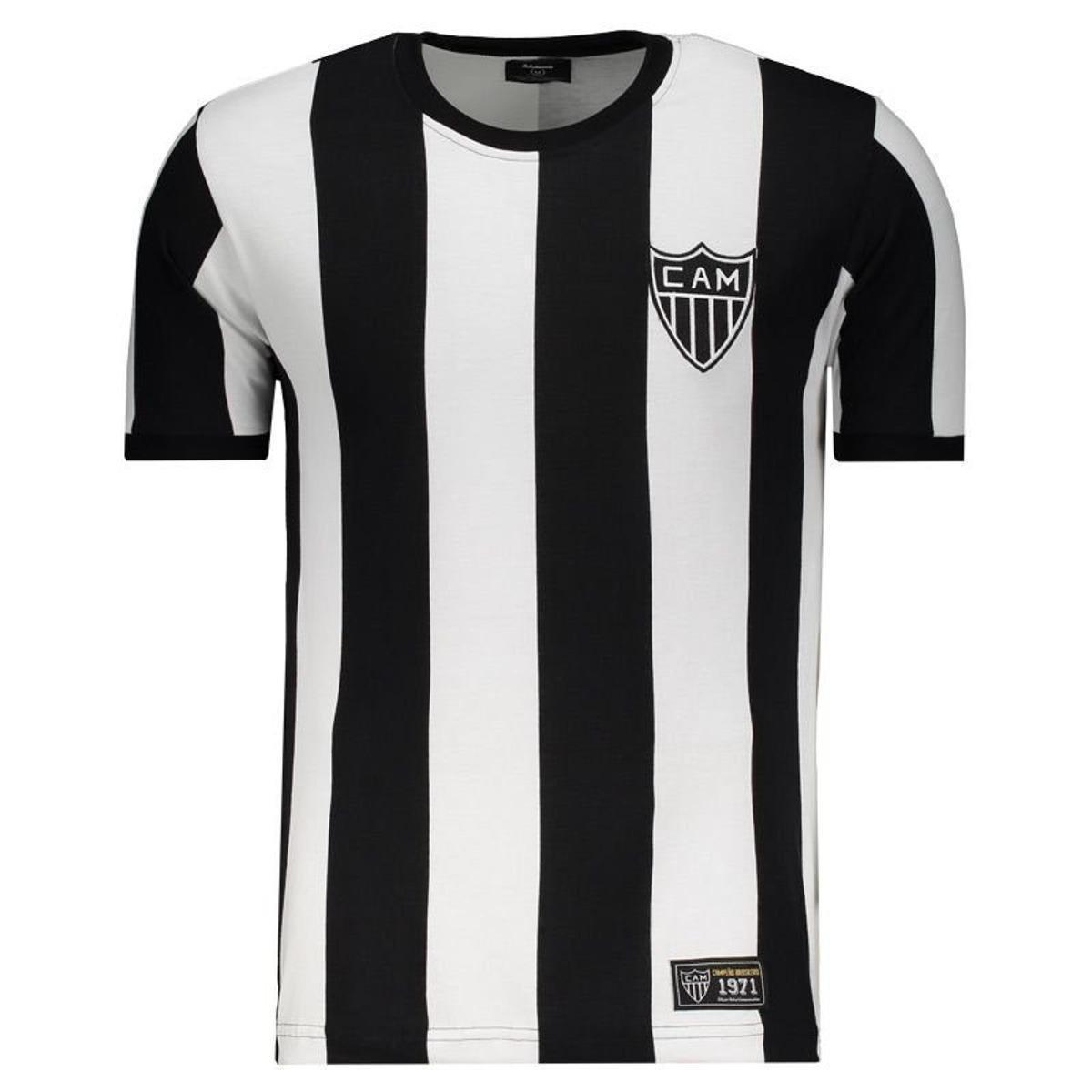 Camisa Retrô Atlético MG 1971