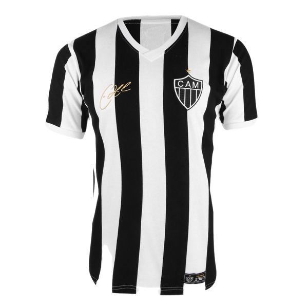 Camisa Retrô Atlético MG Éder 1983