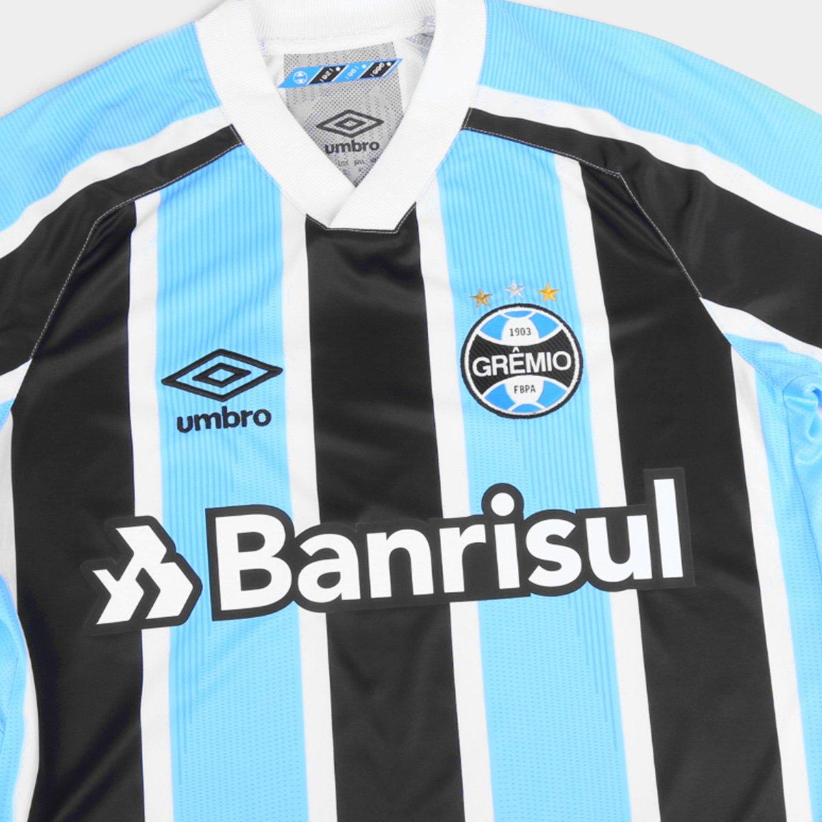 Camisa Umbro Grêmio Jogo I 21/22