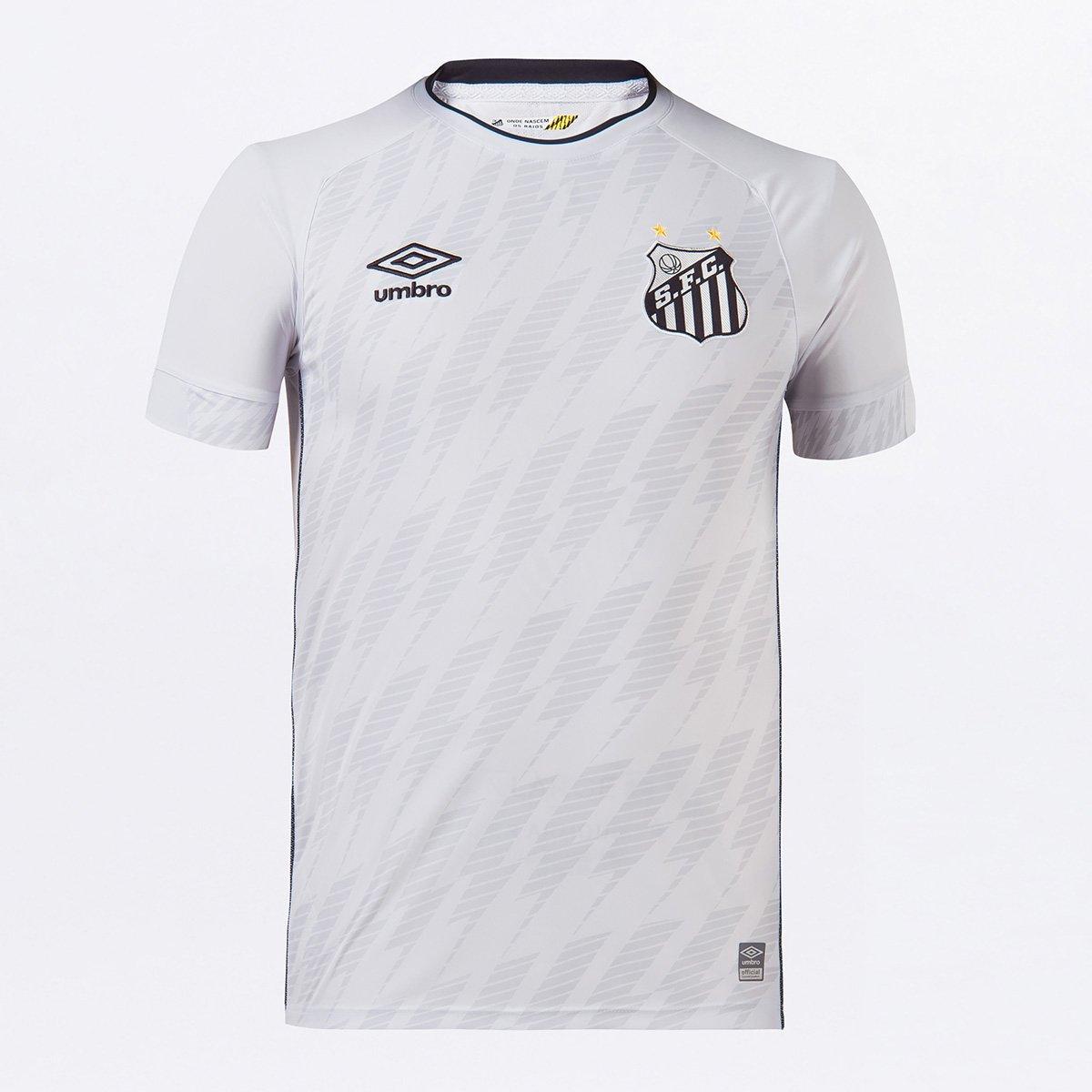 Camisa Umbro Santos Jogo I 21/22
