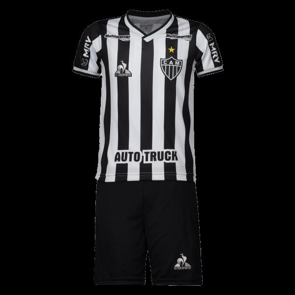 Kit Infantil Le Coq Atlético Mineiro I 2021