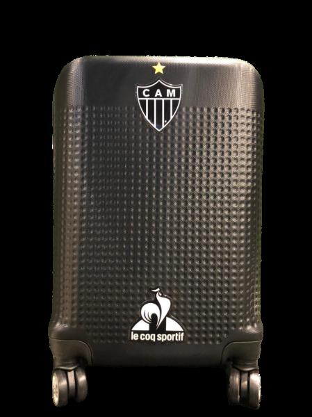 Mala De Viagem 10kg Cabine Atlético Mg Le Coq Galo - Oficial