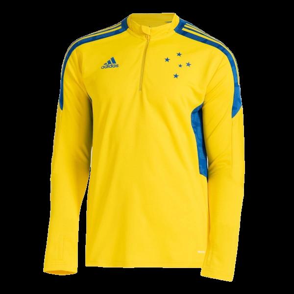 Moletom Treino Cruzeiro Adidas