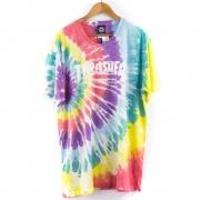 Camiseta Thrasher Skate Mag Colored Tiedye