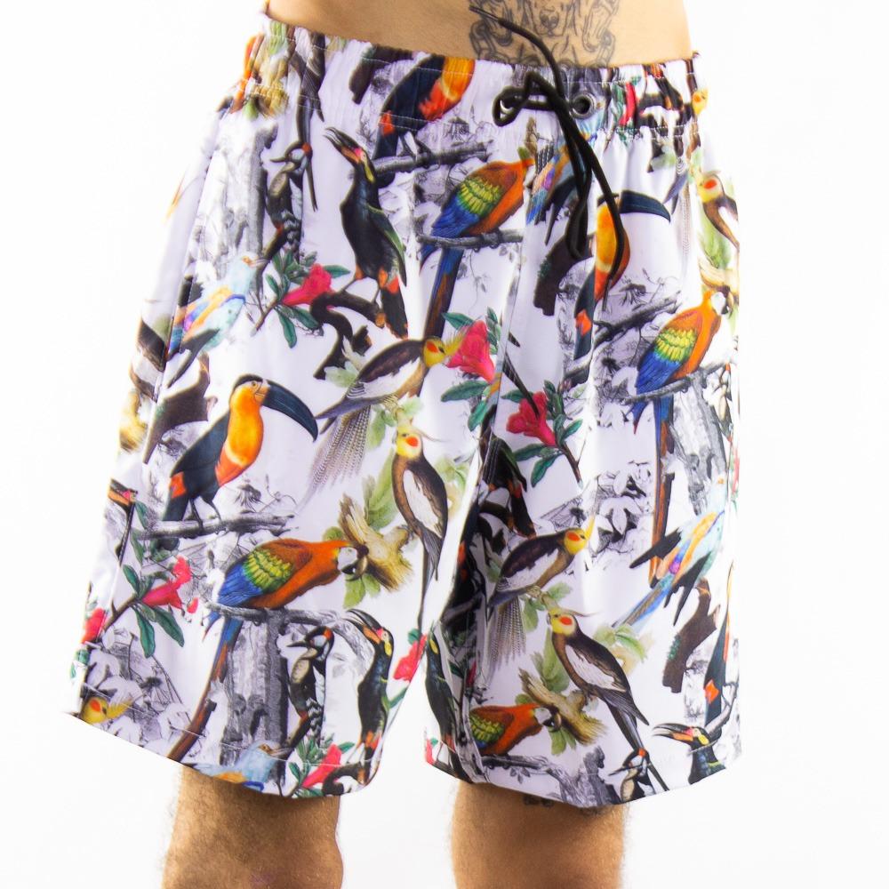 Bermuda LRG Pássaros