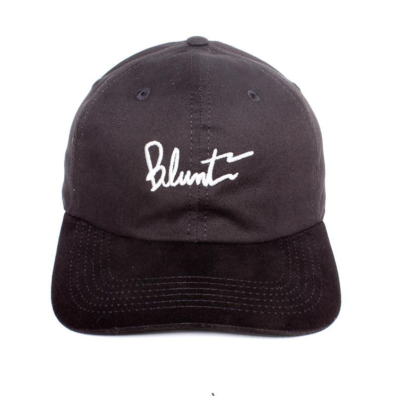 Boné Blunt Dad Hat Skate Preto