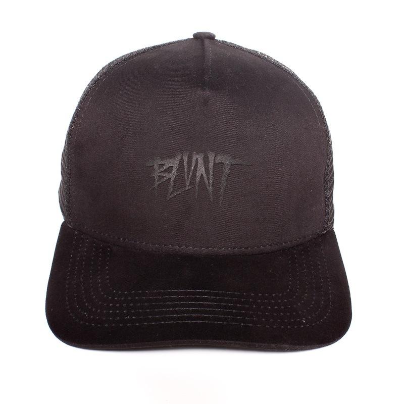 Boné Blunt Trucker All Black