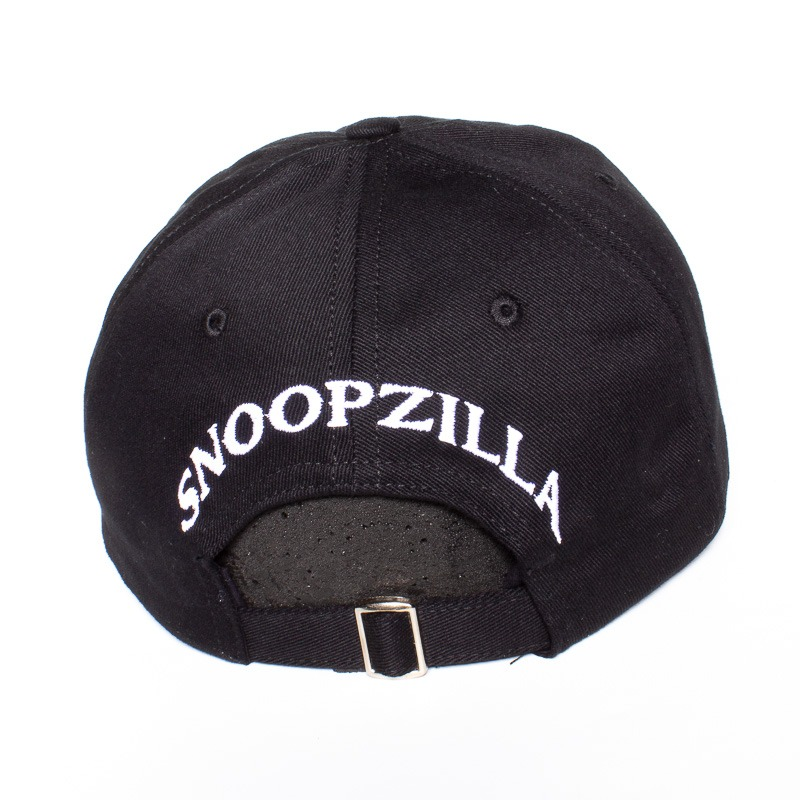 Boné Dad Hat Other Culture Snoppzilla Preto