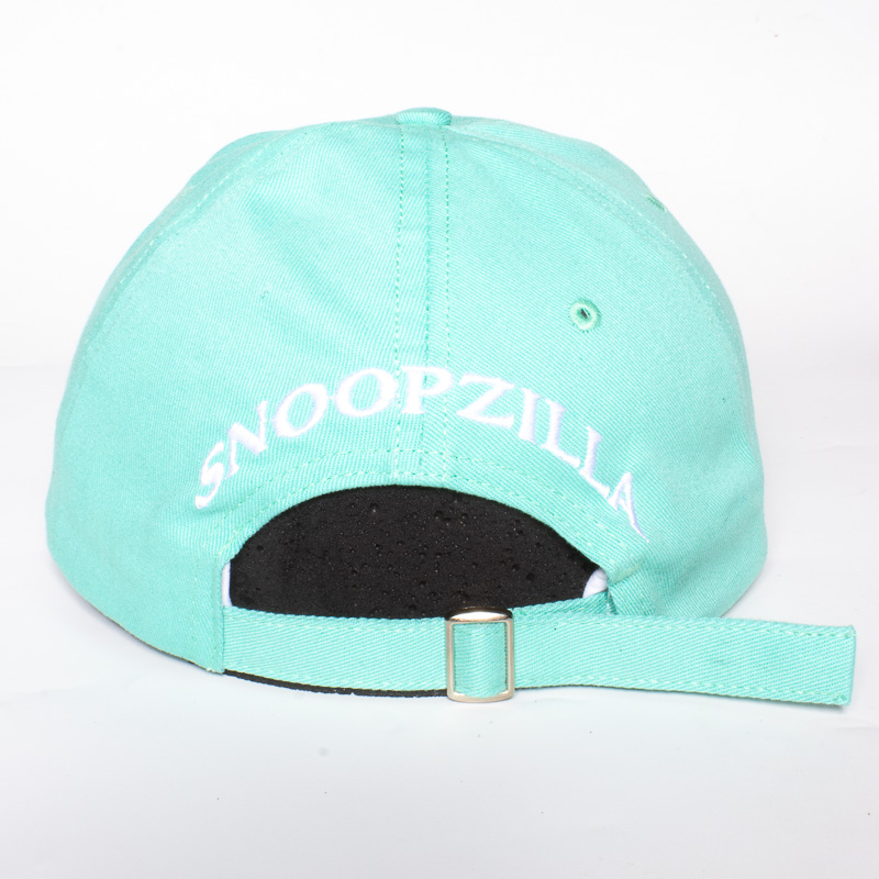 Boné Dad Hat Other Culture Snoppzilla Verde