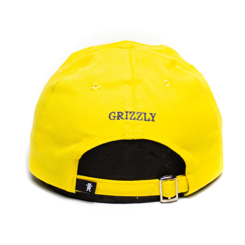 Boné Grizzly OG Bear Dad Hat Gold